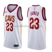 Camisetas Baloncesto NBA Cleveland Cavaliers 2018  LeBron James 23# Association Edition..