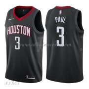 Camisetas Baloncesto Niños Houston Rockets 2018 Chris Paul 3# Statement Edition..