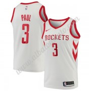 Camisetas Baloncesto NBA Houston Rockets 2018  Chris Paul 3# Association Edition..