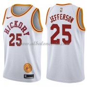 Camisetas Baloncesto NBA Indiana Pacers 2018  Al Jefferson 25# White Hardwood Classics..