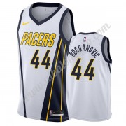 Camisetas Baloncesto NBA Indiana Pacers 2019-20 Bojan Bogdanovic 44# Blanco Earned Edition Swingman..
