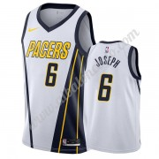 Camisetas Baloncesto NBA Indiana Pacers 2019-20 Cory Joseph 6# Blanco Earned Edition Swingman..