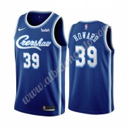 Camisetas Baloncesto NBA Los Angeles Lakers 2019-20 Dwight Howard 39# Azul Classics Edition Swingman..
