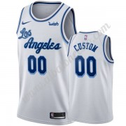 Camisetas Baloncesto NBA Los Angeles Lakers 2019-20 Blanco Classics Edition Swingman..
