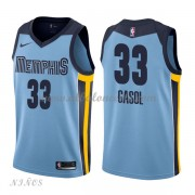 Camisetas Baloncesto Niños Memphis Grizzlies 2018 Marc Gasol 33# Statement Edition..