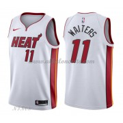 Camisetas Baloncesto Niños Miami Heat 2018 Dion Waiters 11# Association Edition..