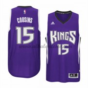 Camisetas Baloncesto NBA Sacramento Kings 2015-16 DeMarcus Cousins 15# Road..