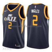 Camisetas Baloncesto Niños Utah Jazz 2018 Joe Ingles 2# Icon Edition..