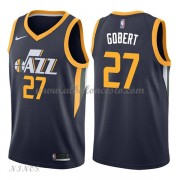 Camisetas Baloncesto Niños Utah Jazz 2018 Rudy Gobert 27# Icon Edition..