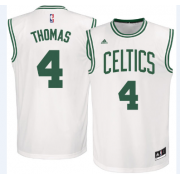 Camisetas Baloncesto NBA Boston Celtics 2015-16 Isaiah Thomas 4# Home..